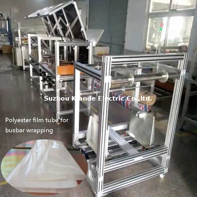 Automatic Busbar Polyester Film Forming Machine for Shape Mylar Film