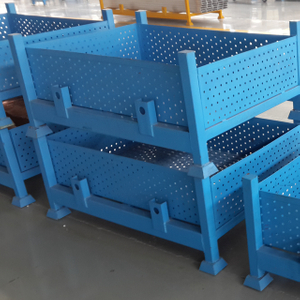 Stackable Heavy Duty Storage Box for Busduct Joint