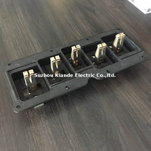Plug in Contact Suit for Box Busduct Copper Conductor Link