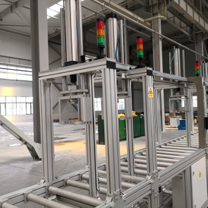 Electric And Pneumatic Double Layer Busbar Hanger for Busbuct Assembly