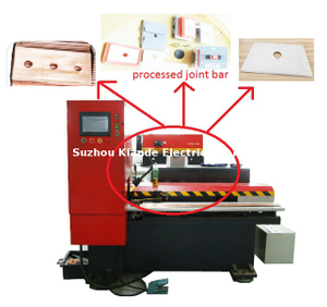 Busbar Joint Automatic Processing Machine for Busduct Punching Shearing